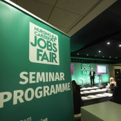 seminars jobs fair
